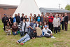 Opening of probation tipi in Moosonee : 2010 June 9th:  Opening of tipi for probation services in Moosonee.