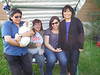 Celine's BBQ 2011 August 28th : Celine Koostachin party 2011 August 27 guests Denise Metatawabin, Kathryn and Alicia Culek