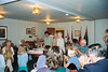 Jean Lantz 90th birthday party : Birthday party held for Jean Lantz 2003 July 12 in honour of her 90th birthday (which was not that date). These pictures are from film processed onto a Kodak Picture CD,