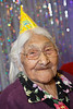 Marguerite Wabano's 106th Birthday : Marguerite Wabano's 106th Birthday Party held at the James Bay Education Centre in Moosonee, Ontario on 2010 January 28th.