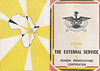 Uganda Broadcasting External Service 1970s : Guide to the External Services of the Uganadan Broadcasting Corporation. Undated, 1970s, from era of Idi Amin. Some pictures of facilities and equipment, schedules for shortwave broadcasts.