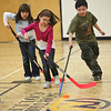 Bishop Belleau Grade 2/3 Floor Hockey 2009 January 23rd :