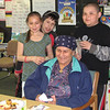 Bishop Belleau School Elder/Volunteer Tea 2008 : Tea held at Bishop Belleau School in Moosonee to recognize elders and other volunteers who have contributed to the school. Includes a video.