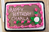 Charla's Birthday : Charla's Birthday 2009 March 31st